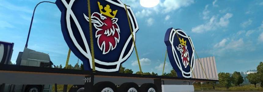 Scania logos v1.0