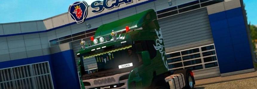Scania P360 v1.1