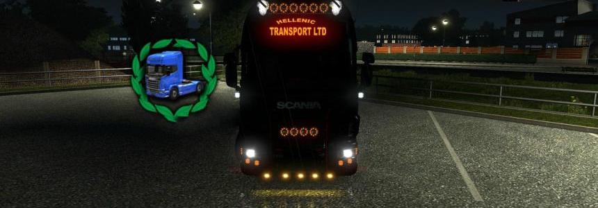 Scania R Hellenic LTD 1.22.x