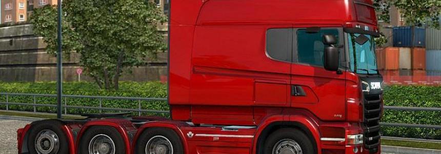 Scania R & Streamline Modifications v1.5