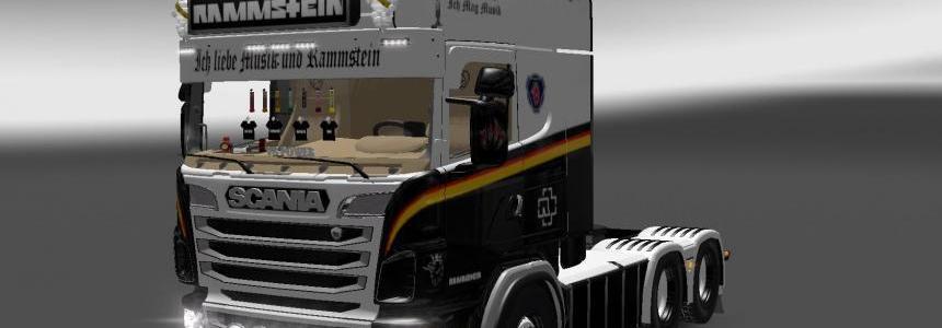 Scania R730 RAMMSTEIN 1.22
