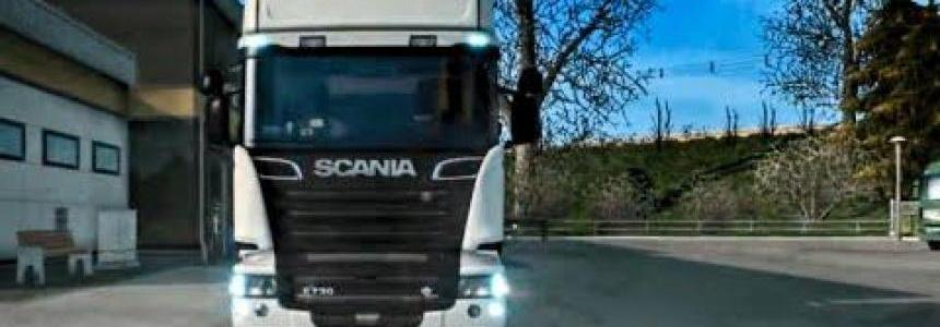 Scania R730 V8 Stock Sound Mod v1.0