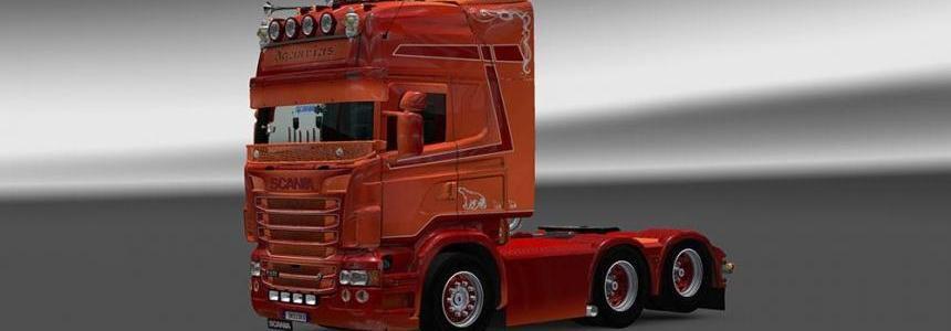 Scania RJL Mix Skin