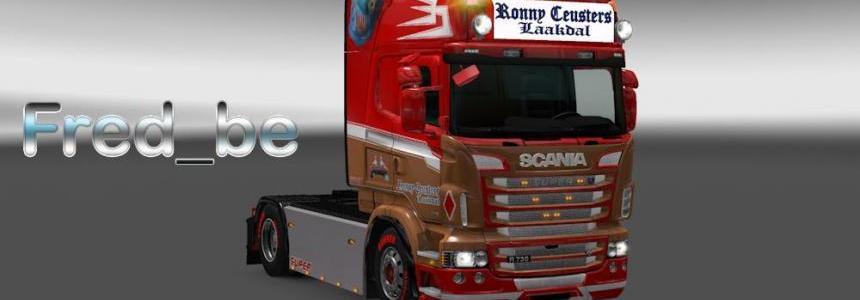 Scania RJL Ronny Ceusters 1.22.x