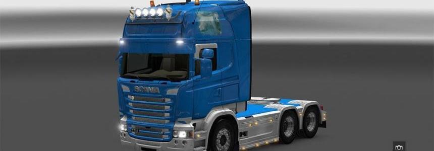 Scania RJL Toline skin