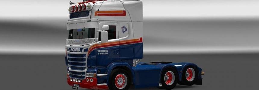 Scania RJL Verheul Skin