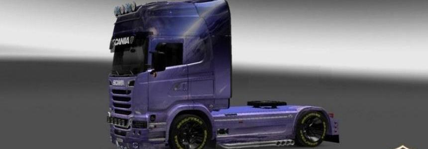 Scania Streamline Fantasy skin v2