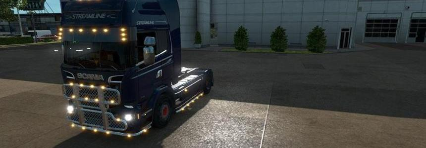 Scania Streamline Light Plus Multiplayer ready