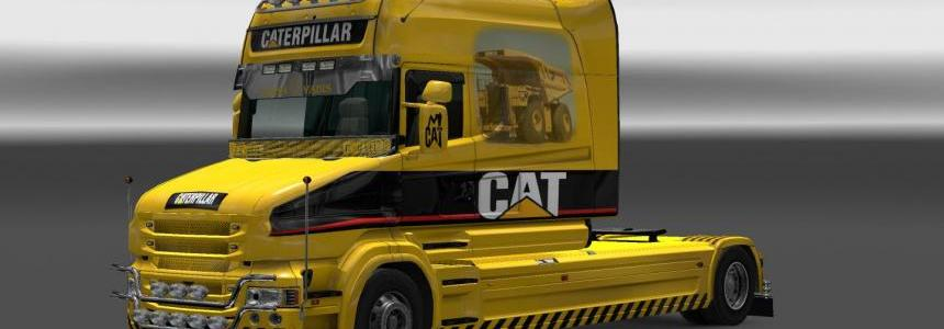 Scania T CAT & CAT RUST