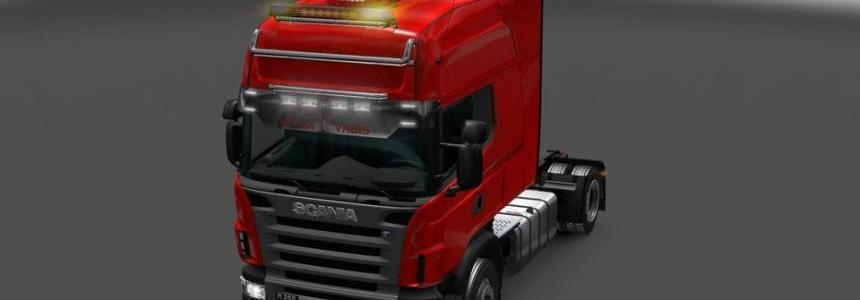 Scania Tuning mods Necromancy Edition v4.1