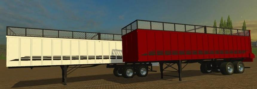 Silage trailers v1.0