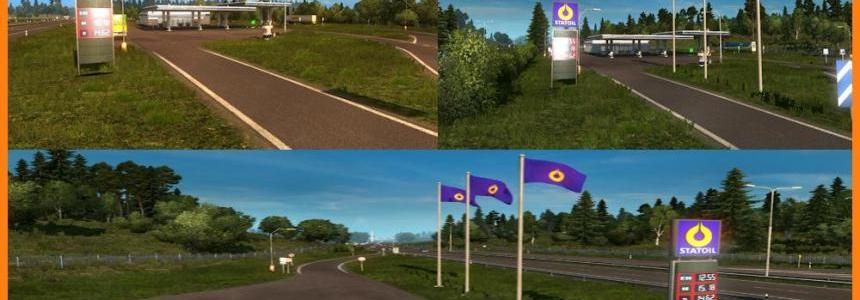 Statoil Gas Station V1.22