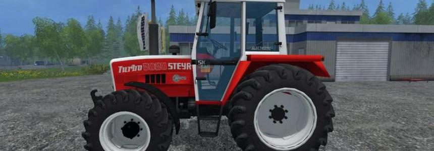 Steyr 8080A Turbo SK2 Electronic v1.0