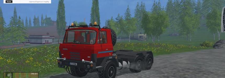 TATRA NTH 6x6 v1.0