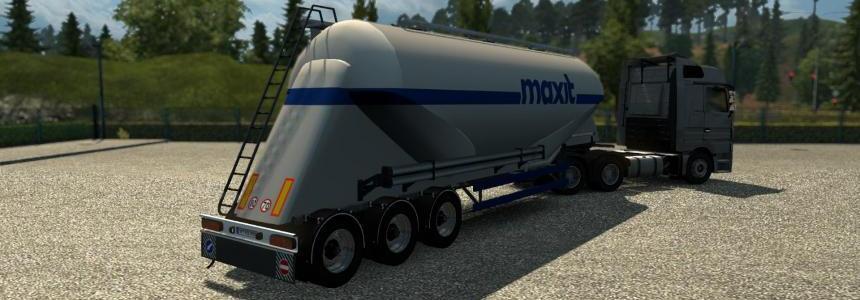 TMP - Cement cistern v1.1