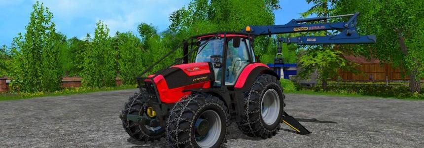 Deutz Fahr Agrotron 7250 TTV (Forestry) v1.2