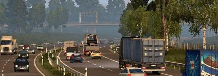 Traffic Density and Speed Limits for 1.22.x