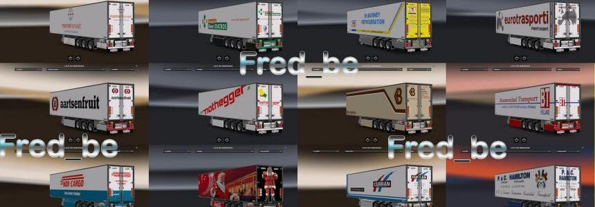 Trailer Pack Chereau V5 1.22.x