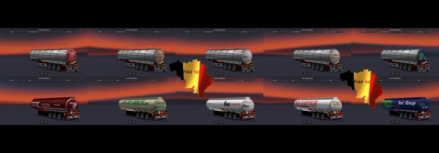 Trailer Pack Cistern V1.22