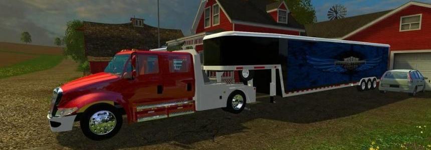 Truck & Trailer Combo V1