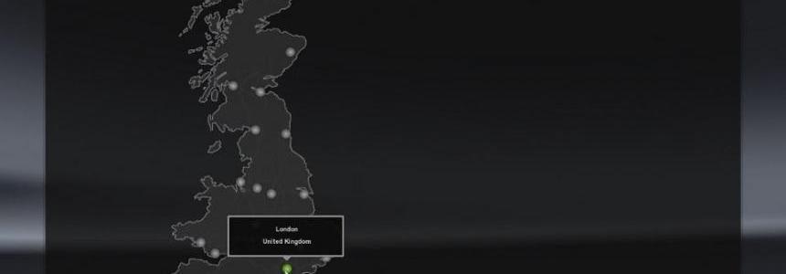 UK map (standalone) 1.22