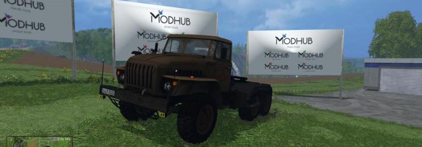 Ural 4320 v1.0