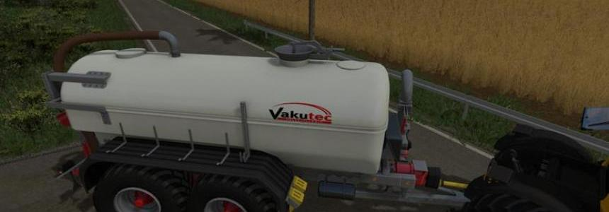 Vakutec Light 18500T v1.0