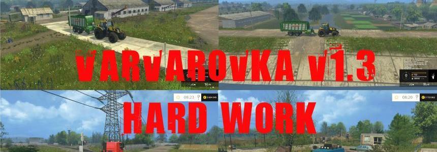 Varvarovka Map v1.3 Hard Work