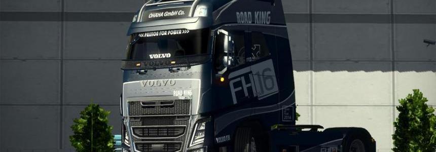 Volvo FH 2012  19.5r