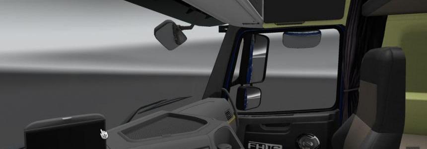 Volvo FH16 2009 Interior 1.22