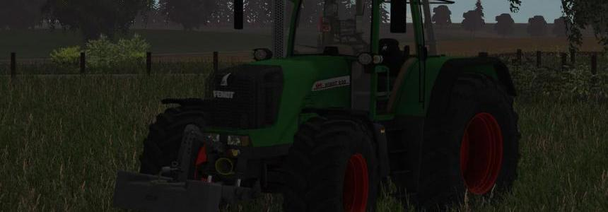 Weight For Fendt 930 Vario TMS v1