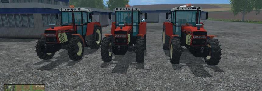 Zetor 16245 TURBO PACK v1.0