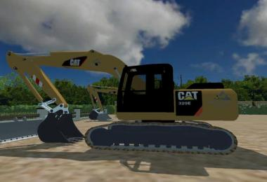 Cat 320E v1.0