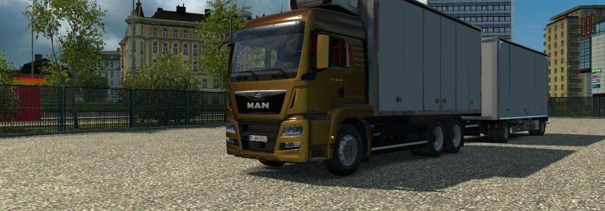 MAN TGS-L 1.22