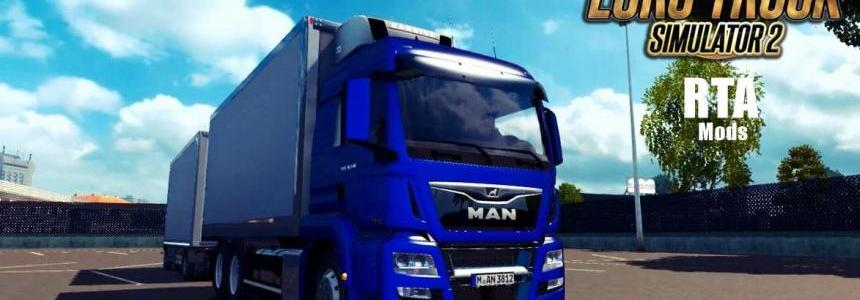 MAN TGS L Deluxe 1.22.x