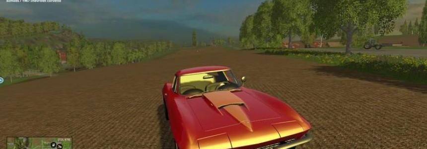 1967 Chevrolet Corvette v1.1