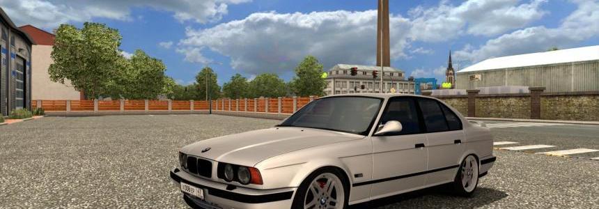 BMW E34M5 1.22