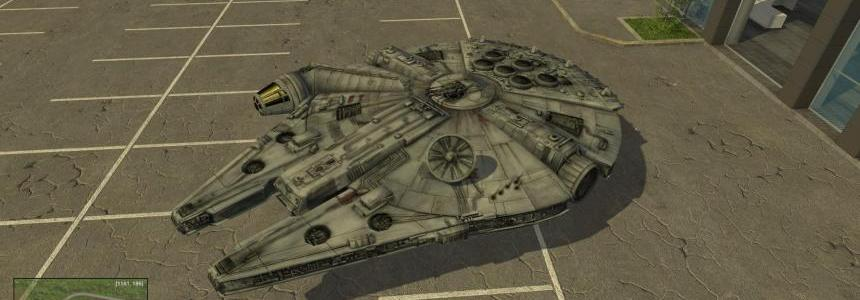 The Millennium Falcon v1.2