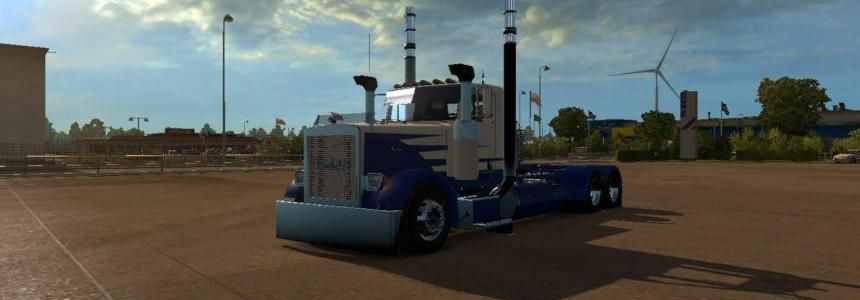 6V 92 Sound for Modified Peterbilt 389