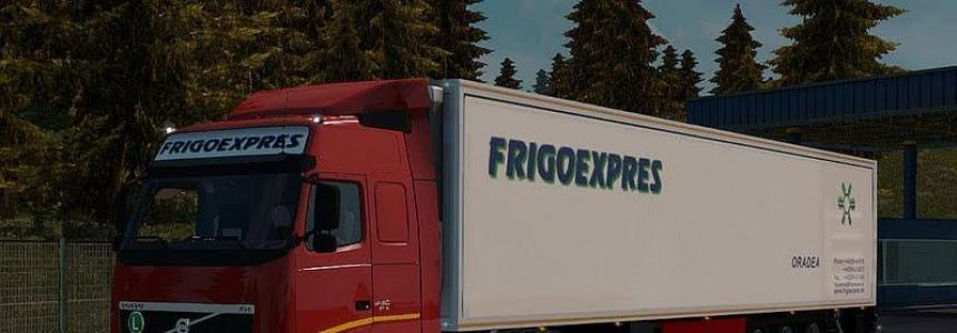 Volvo FH13 Frigoexpres 1.22.x