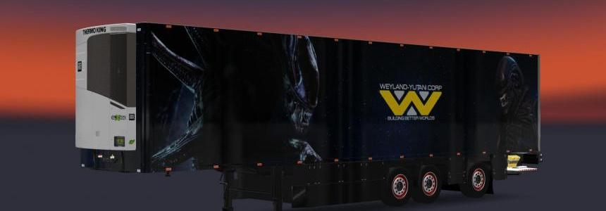 Alien Trailers Pack 1.22