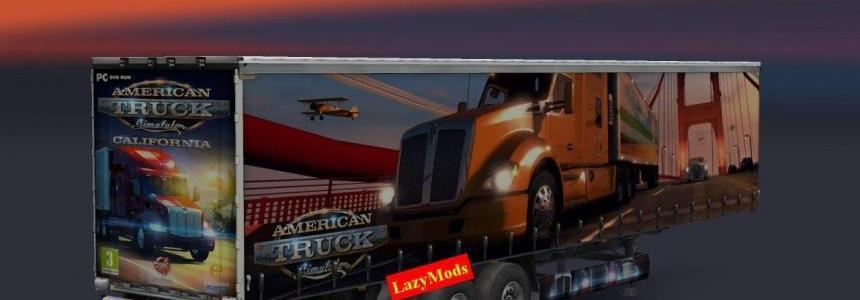 American Truck Simulator by LazyMods