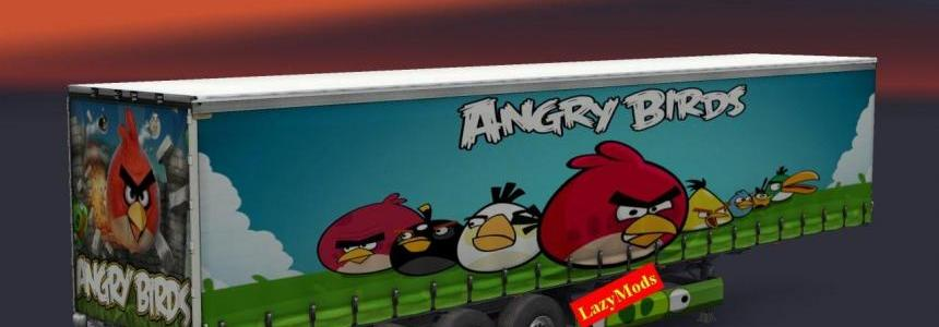 Angry Birds Trailer by LazyMods