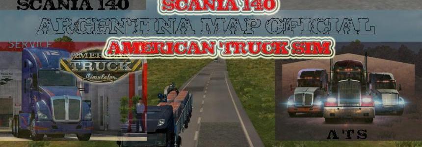 Argentina Map v7.2.3 DEMO BETA