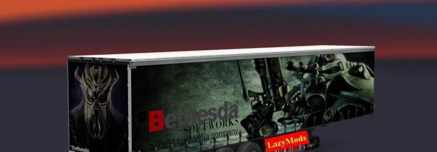 Bethesda Trailer by LazyMods