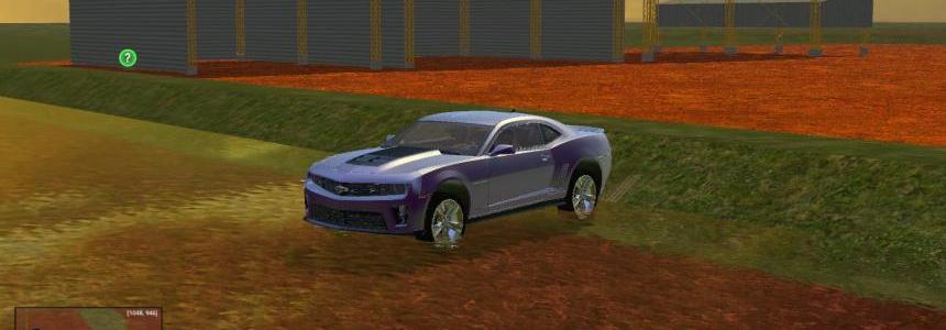 Camaro ZL1 v1.0