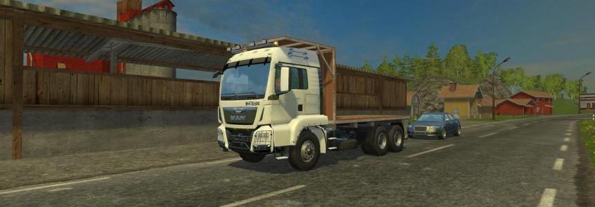 Camion a paille v1.0