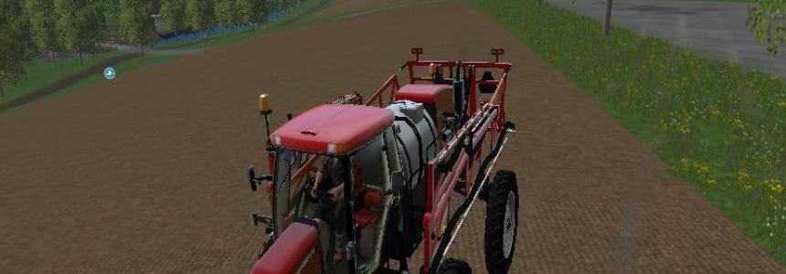 Case Patriot 4430 Sprayer v1.0