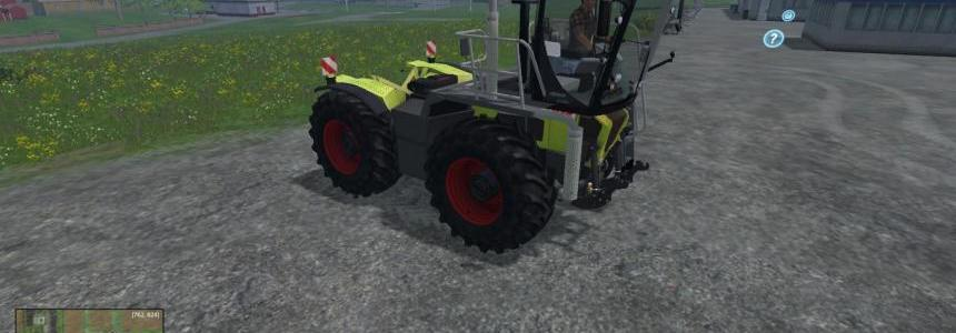 CLAAS Xerion 3800 v4.0