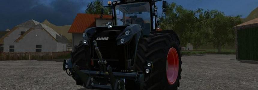 Claas Xerion 4500 v1.0 black beauty